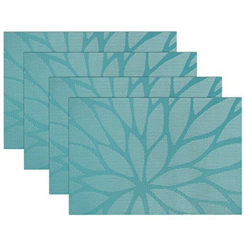 Dining Room Table Placemats: SiCoHome Placemats Dining Room Placemats For Table Heat