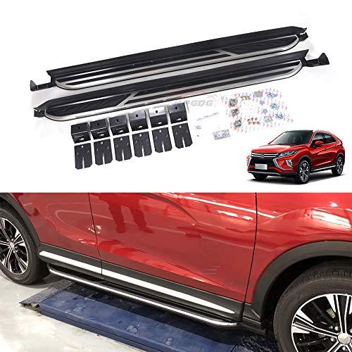 KPGDG - Barras Protectoras de Aluminio para Mitsubishi Eclipse Cross 2018 2019