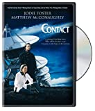 "Contact (DVD)""We are not alone..."" Two-time Academy Award-winner Jodie Foster and Hollywood's brightest new star, Matthew McConaughey, shine in this spellbinding drama of a dedicated astronomer's quest to make first Contact. Despite scorn from her co..."