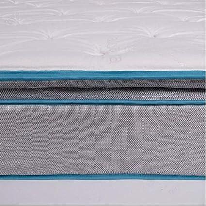 DreamFoam Ropa de Cama Ultimate Dreams Crazy Quilt Almohada colchón Superior, Doble: Amazon.es: Hogar