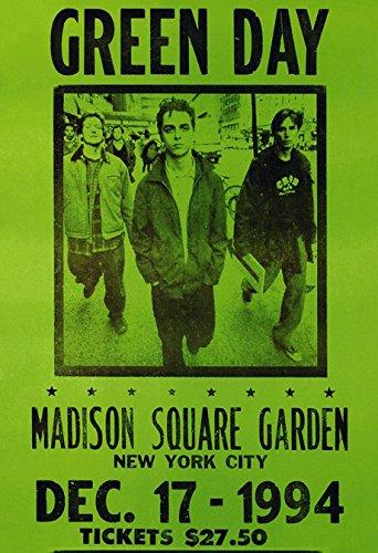 Concert Poster Madison Square Garden