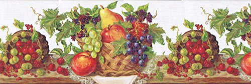 fruit border wallpaper - 7