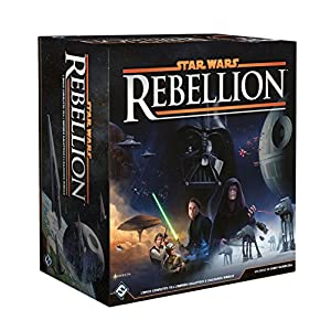 Asterion 9090 – Board Game – Star Wars Rebellion