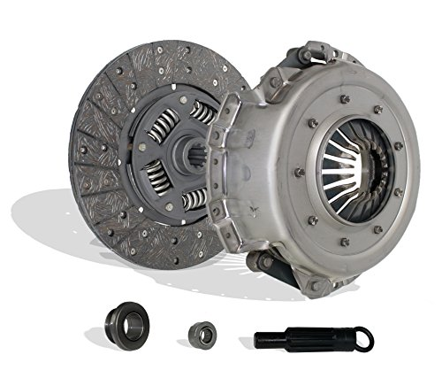 Clutch Kit Set Works With Ford Mustang Fairmont Mercury Capri Zephyr GT GL L LX GT-350 20th Anniversary RS Ghia Base Z7 1979-1985 5.0L V8 GAS OHV Naturally Aspirated (VIN (Ford Falcon Vin)