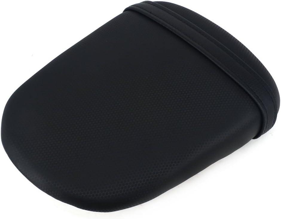 YSMOTO Coussin de si/ège arri/ère pour Moto Suzuki GSXR 600 GSX600R GSXR600 GSXR 750 GSX750R GSXR750 2008-2010 Noir