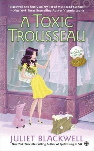 book cover of A Toxic Trousseau