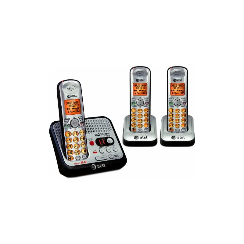 AT&T EL52300 3-Handset DECT 6.0 Cordless