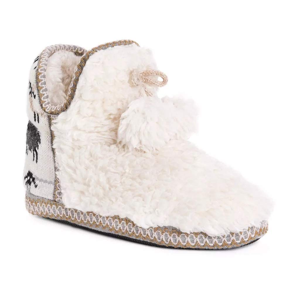 how to choose discount up to 60% search for authentic Amazon.com: Ermonn Womens Fuzzy Animal Slipper Boots Cute ...