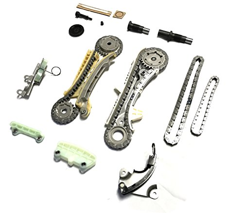 Diamond Power Timing Chain kit works with Ford Explorer Mustang Ranger Mazda B4000 Land Rover 4.0L SOHC 2001 02 03 04 05 06 07 08 09 2010 ()