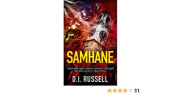 Ebook Samhane By Daniel I Russell