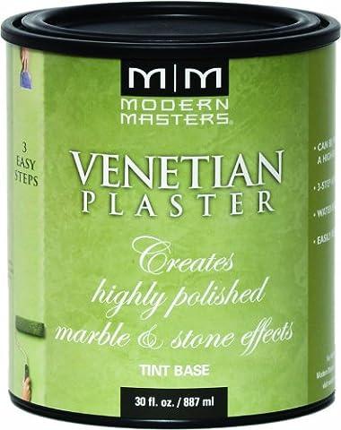 Modern Masters VP100-32 Venetian Plaster Tint Base, 32-Ounce (Venetian Plaster Color)