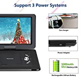 Xbocat 9.5 inch Portable DVD Player with Large