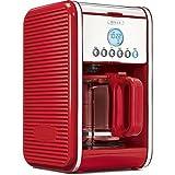 Bella Coffee Maker Red Bella Linea Collection 12-Cup Coffee Maker