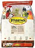 Higgins 466150 Vita Seed Conure Lovebird Food for Birds, 25-Pound