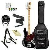 Dean Guitars JUGGERNAUT CBK-KIT-1 4-String Bass Guitar Pack