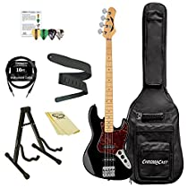 Dean Guitars JUGGERNAUT CBK-KIT-1 4-String Bass Guitar Pack