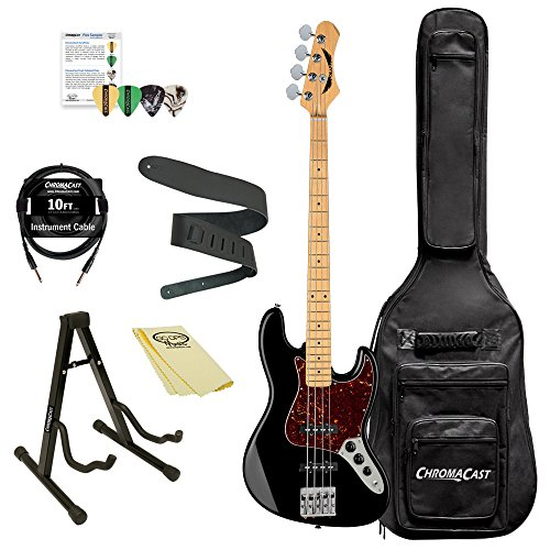 Dean Guitars JUGGERNAUT CBK-KIT-1 4-String Bass Guitar Pack by Dean Guitars