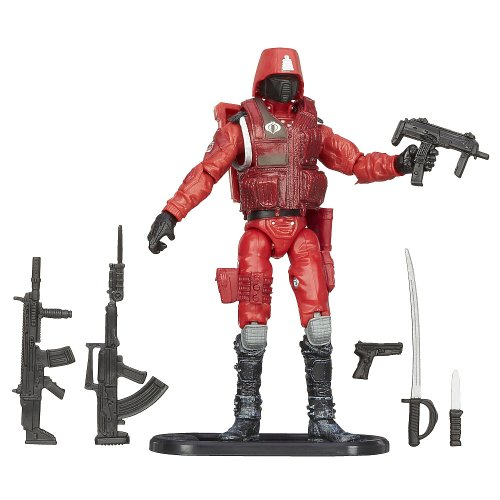 G.I. Joe Retaliation Crimson Guard Action Figure
