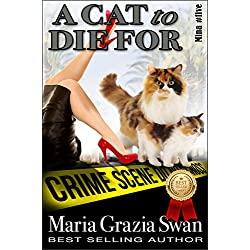 A Cat to Die For (Mina's Adventures Book 5)