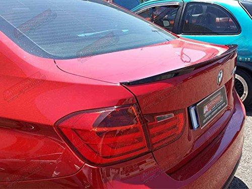 ST M Sport F30/ABS schwarz gl/änzend Kofferraum Trunk Spoiler