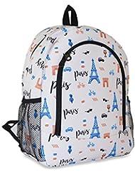 Ever Moda Paris School Backpack