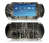 MusicSkins MS-MYCH10014 Sony PSP Slim- Mychildren Mybride- Unbreakable Skin