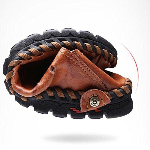 Scarpe Scarpe E Comfort Estivo LEDLFIE Uomo Sandali da da Casual da Spiaggia Esterno da Uomo qSSITw8
