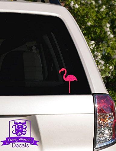 4in Flamingo Ornament - 3
