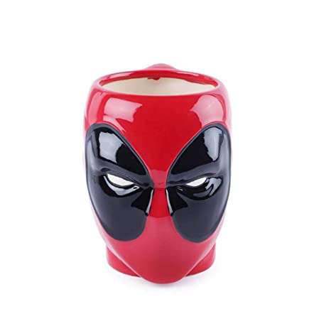 Buy Bonzeal Deadpool Mug Ceramic Coffee Mugs Avengers Superhero Tea