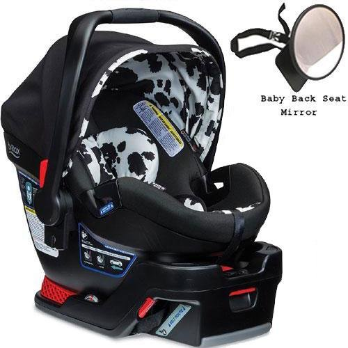 Britax B Safe Infant Mirror Cowmooflage product image