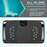 Bluefin Fitness 4D Triple Motor Vibration Plate
