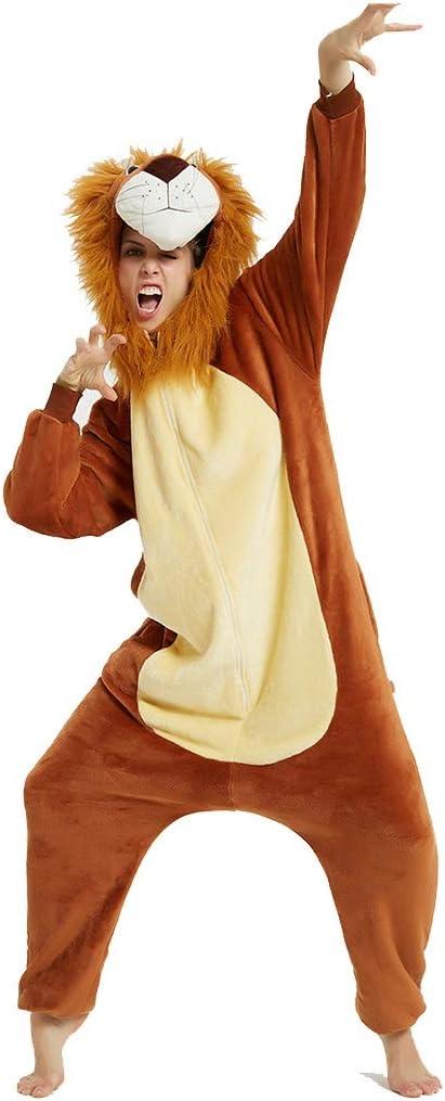 Adultos Disfraces Animal Unisex Pijamas Trajes Lindos-Juegos De ...
