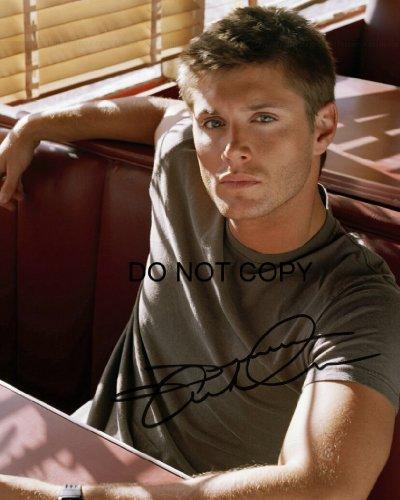 - Jensen Ackles reprint signed autographed photo #1 Days of Our Lives Supernatural