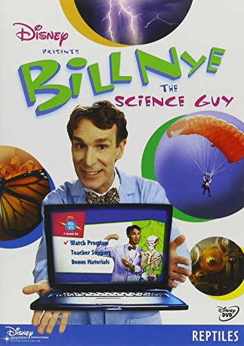 Bill Nye the Science Guy: Reptiles (Special Interest Dvds & Videos)