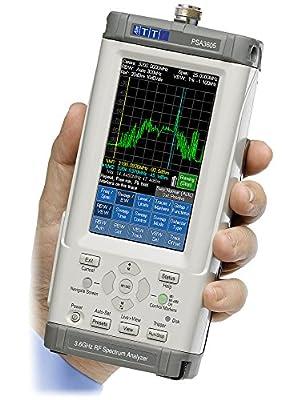 TTi PSA3605 3.6GHz Handheld Spectrum Analyser