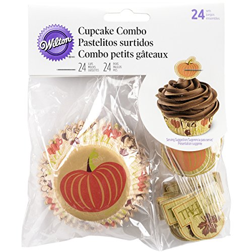 Wilton 415-3187 Cozy Fall Combo Pack, Assorted -