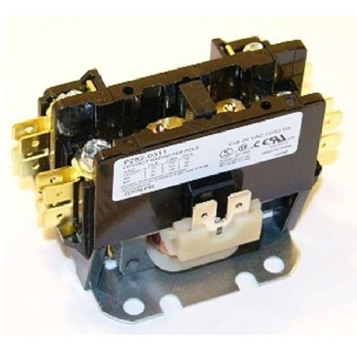 Replacement for Trane Single Pole / 1 Pole 30 Amp 24 Volt Coil Condenser Contactor CTR02579 by Trane