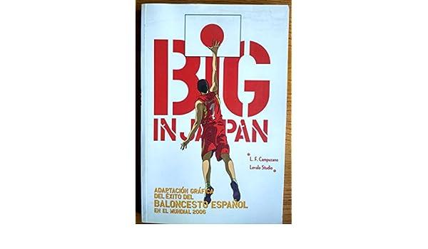 Big in japan - adaptacion grafica del exito del baloncesto español ...