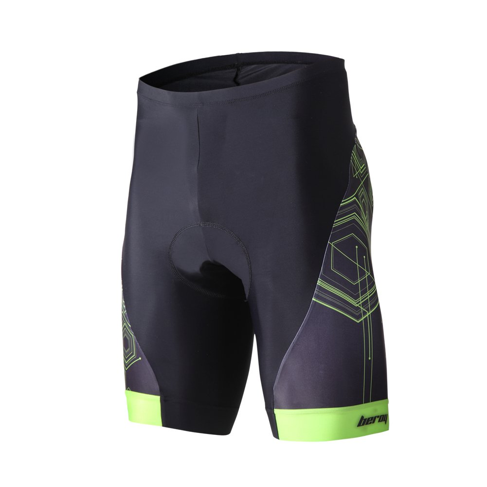 best rated men's cycling shorts