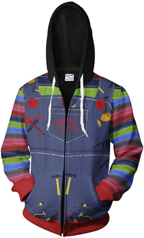 Amazon.com: Xiao Maomi sudadera con capucha para disfraz de ...