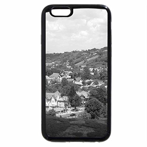 iPhone 6S / iPhone 6 Case (Black) View from Bran Castle