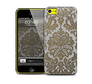 Vintage Patterned Wallpaper iPhone 5c protective phone case