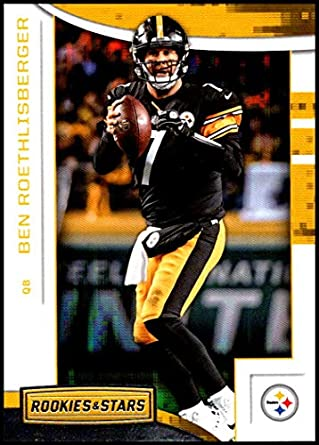 the latest 690ee 01ead Amazon.com: 2018 Panini Rookies and Stars #72 Ben ...