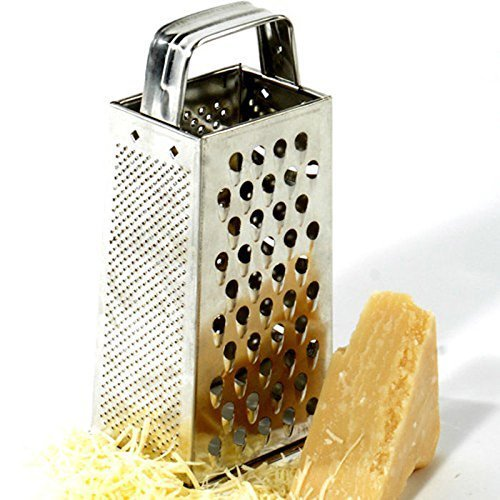 Jacob Bromwell Morgan's Famous Grater (Stainless, 9-Inch) by Jacob -