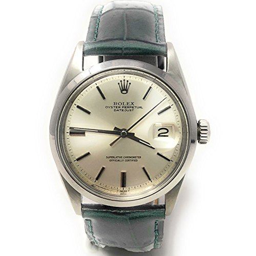 Rolex Datejust swiss-automatic mens Watch 1600 (Certified Pre-owned)