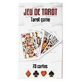 1 Game Of Tarot 78 Playing Cards Of Luxury Mister Gadget - Je5275 - Jeu De Tarot