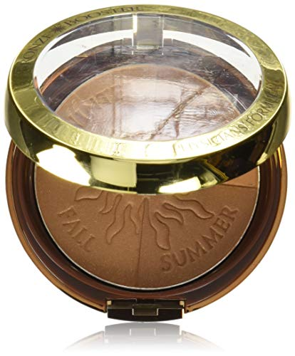 Physicians Formula Bronze Booster Glow-Boosting Season-To-Season Bronzer – Medium to Dark – 0.3 oz
