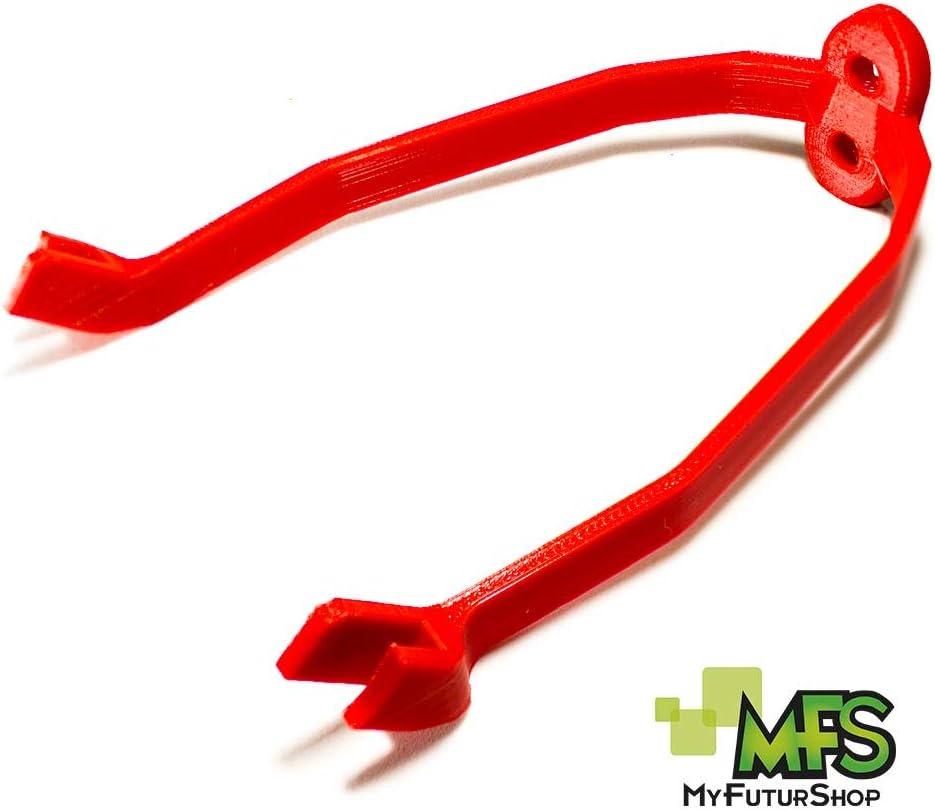 Mfs Soporte Guardabarros xiaomi m365 (Red): Amazon.es: Deportes y ...