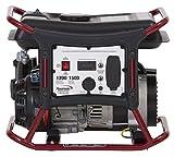 Portable Gas Generator - Powermate PM0141201, 1200 Running Watts/1500 Starting Watts, Gas Powered Portable Generator