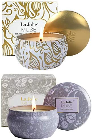 JOLIE MUSE Scented Candles Aromatherapy product image